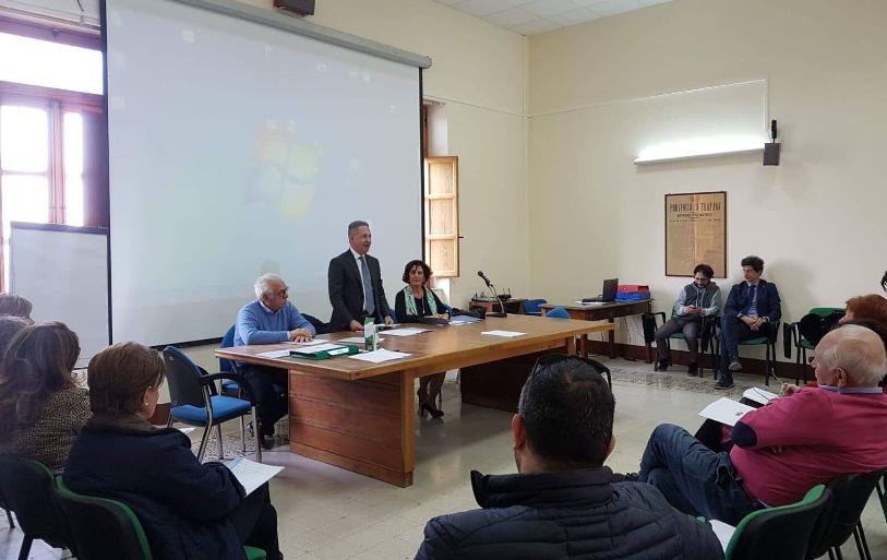 Asp Trapani, Cimino nuovo presidente del Comitato Consultivo