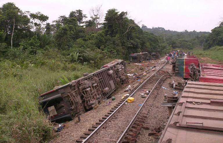 Congo, deraglia un treno merci: 24 morti tra cui molti bambini