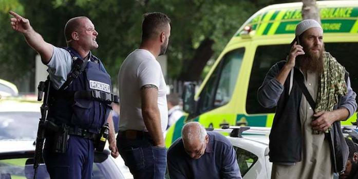 Nuova Zelanda, la sparatoria in diretta su Facebook: 49 vittime e 4 arresti