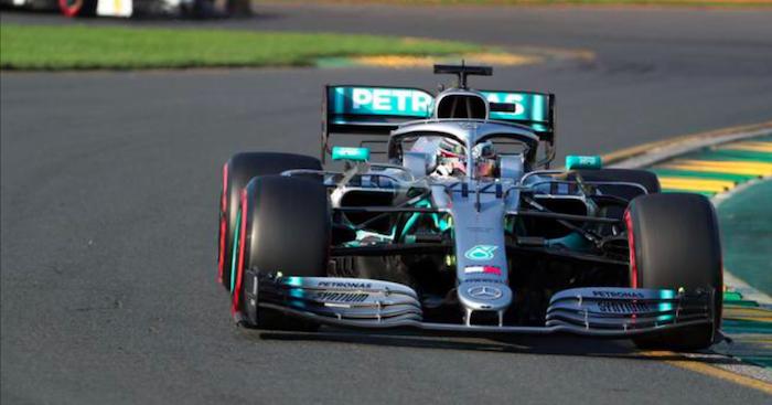 F1, a Melbourne trionfa Bottas: giù dal podio le Ferrari