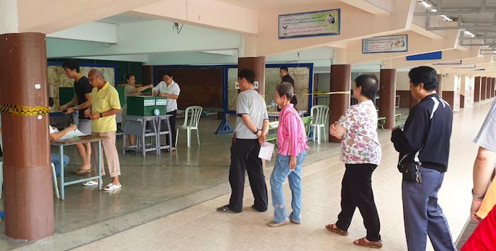 Thailandia: prima volta al voto dopo il golpe del 2014