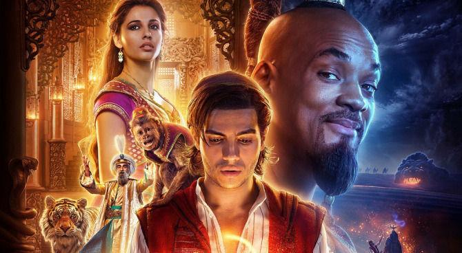 E' arrivato: ecco il trailer ufficiale del nuovo film Aladdin