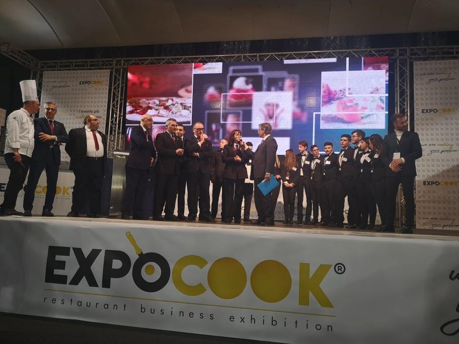 Palermo, successo da record per Expocook 2019