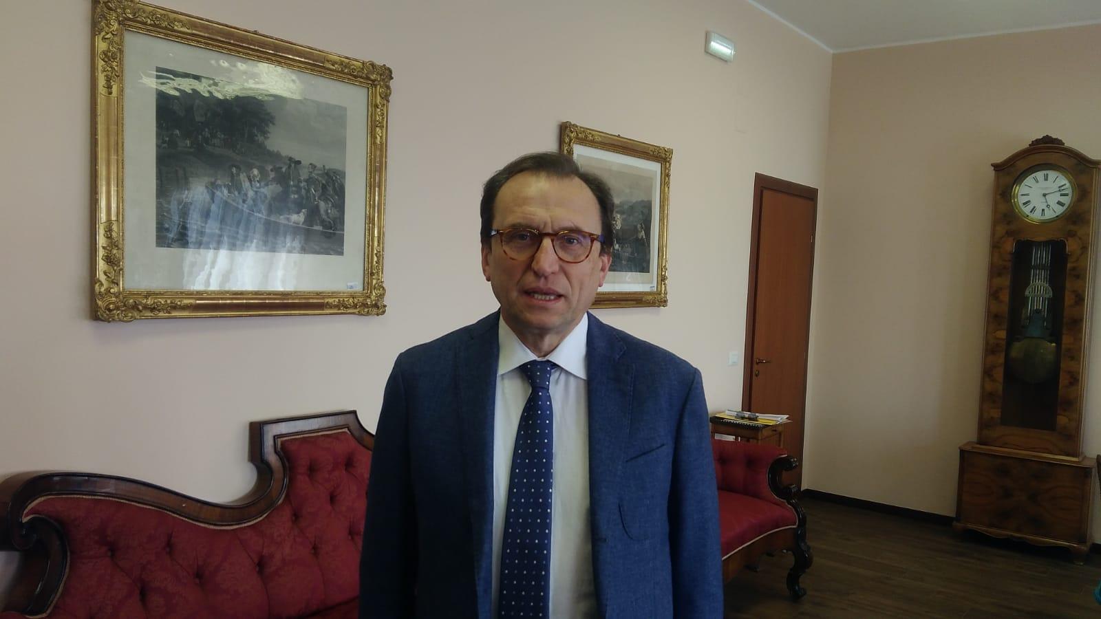Trapani, Gaspare Marino direttore di Pneumologia al S. Antonio Abate
