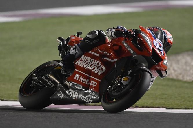 Moto GP, Dovizioso vince in Qatar. Respinto reclamo contro la Ducati