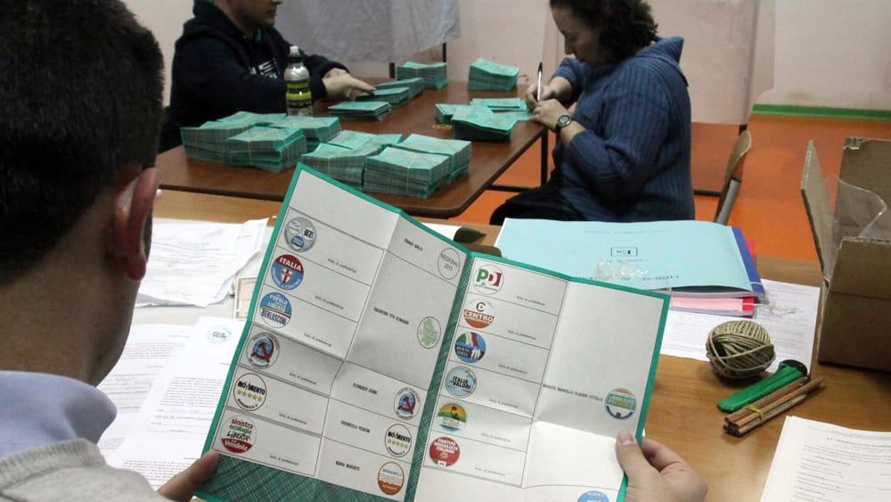La Basilicata al voto, urne chiuse: alle 19 affluenza del 38,69%