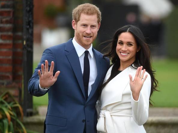 """It's a boy"": il Royal Baby di Harry e Meghan è nato"