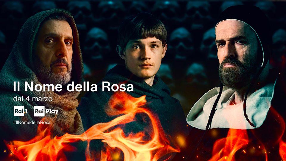 Il nome della Rosa, la fiction in onda dal 4 marzo