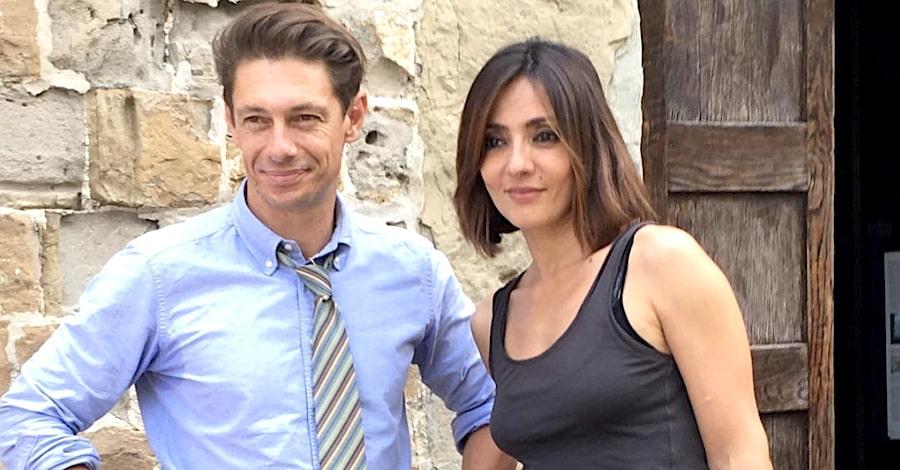 Il silenzio dell'acqua, la fiction con Giorgio Pasotti e Ambra Angiolini