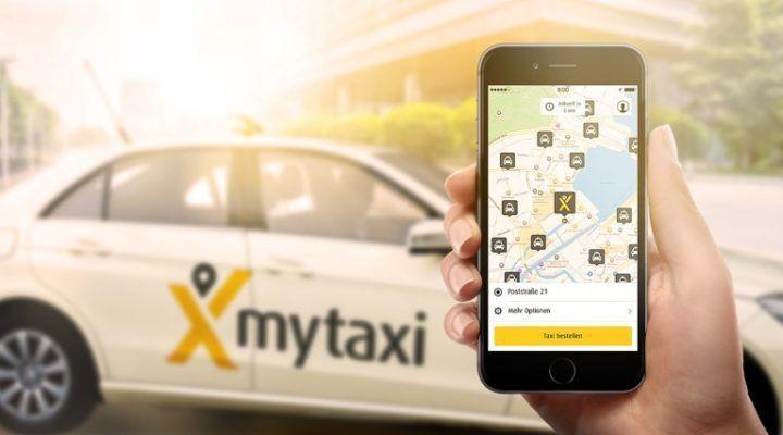 """Trasporti, l'app """"Mytaxi"""" sbarca anche a Palermo"""