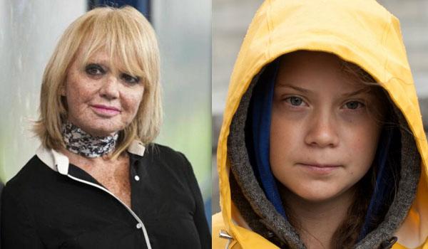 La risposta di Rita Pavone al post ai danni di Greta Thunberg