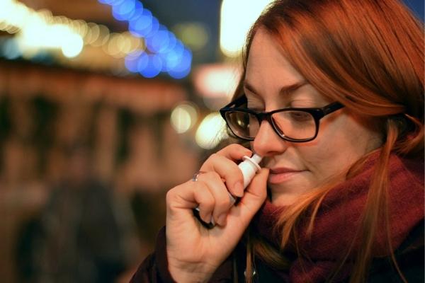 Usa: nuovo farmaco antidepressivo sotto forma di spray nasale