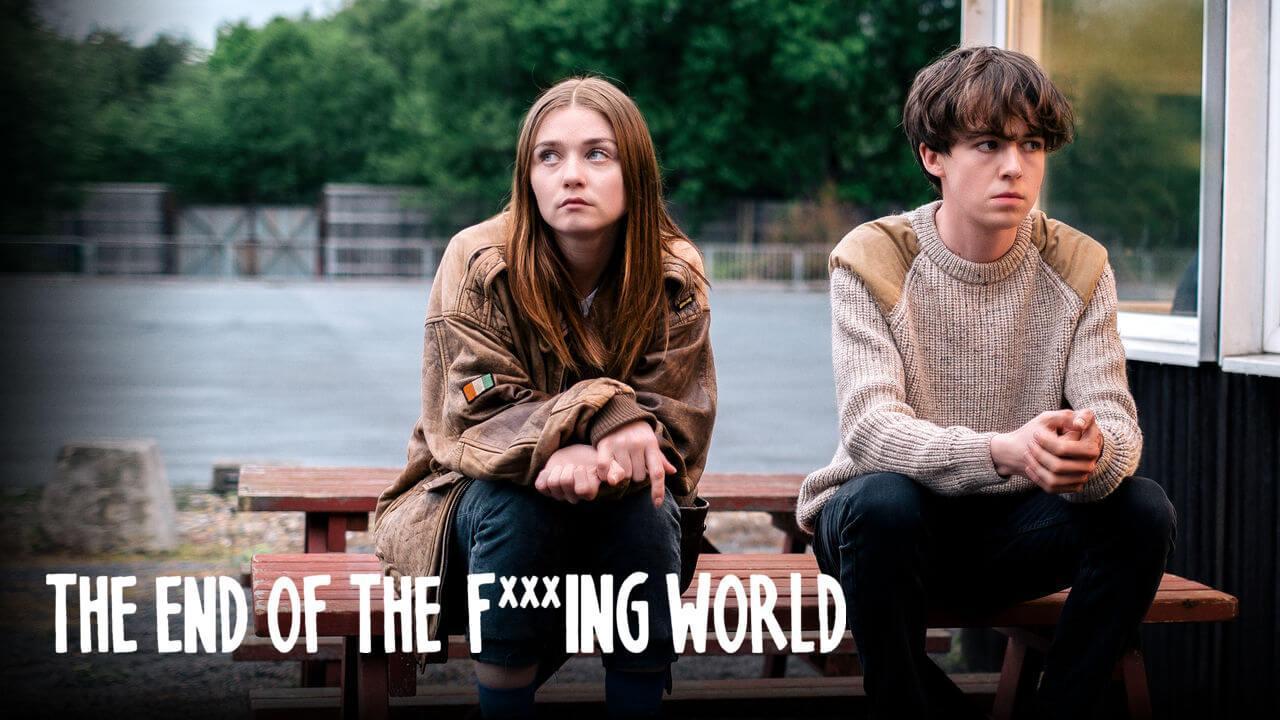 Annunciata la seconda stagione di The End of the F***ing World