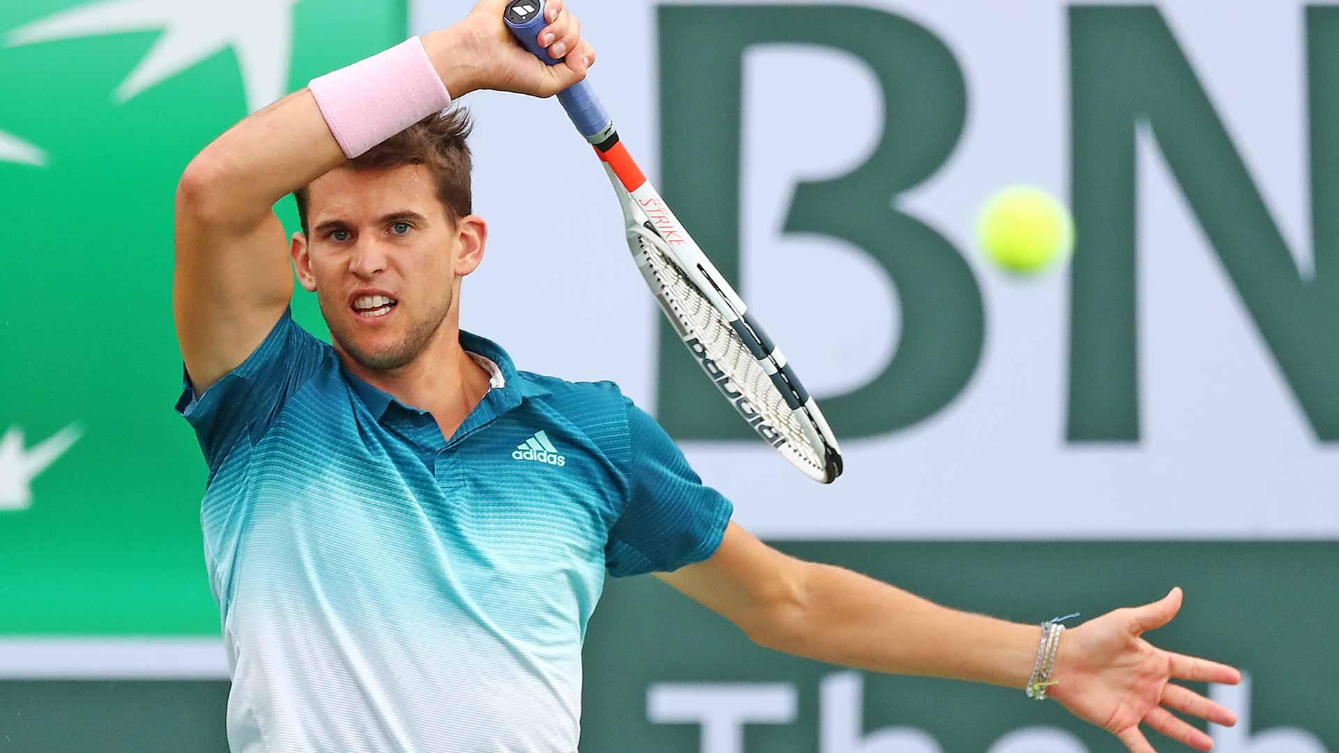 Masters 1000 Madrid, Thiem elimina Fognini: ok Djokovic