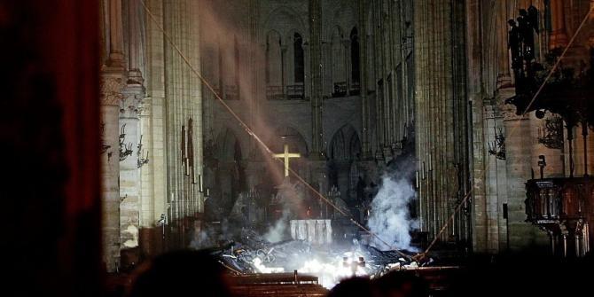 Notre Dame si risveglia sfregiata: almeno 10 anni per la ricostruzione