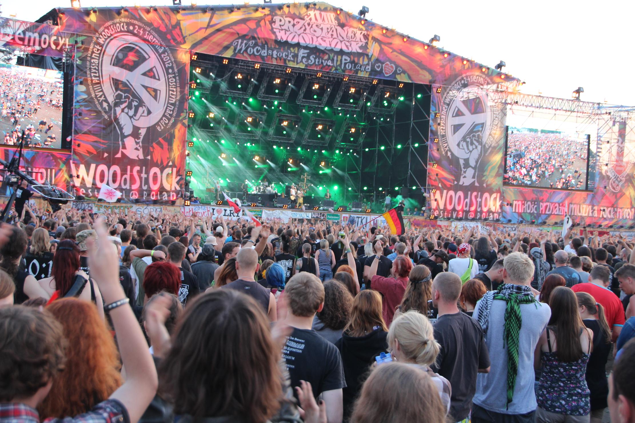 Woodstock 50 si farà grazie ad un nuovo finanziatore