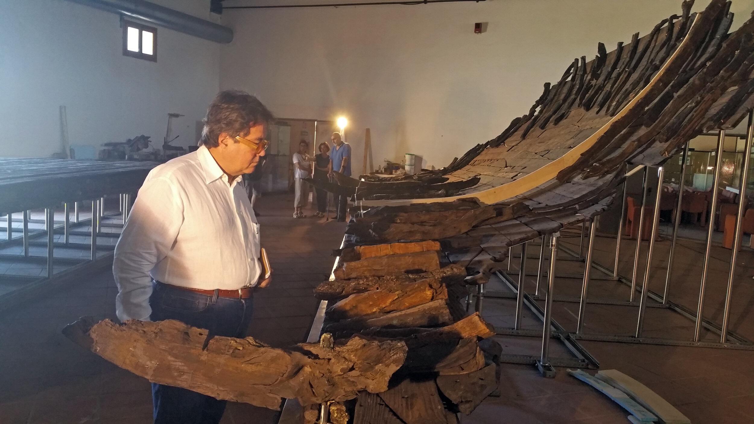 Esposizione della Nave romana di Marausa, si inaugura sabato a Marsala
