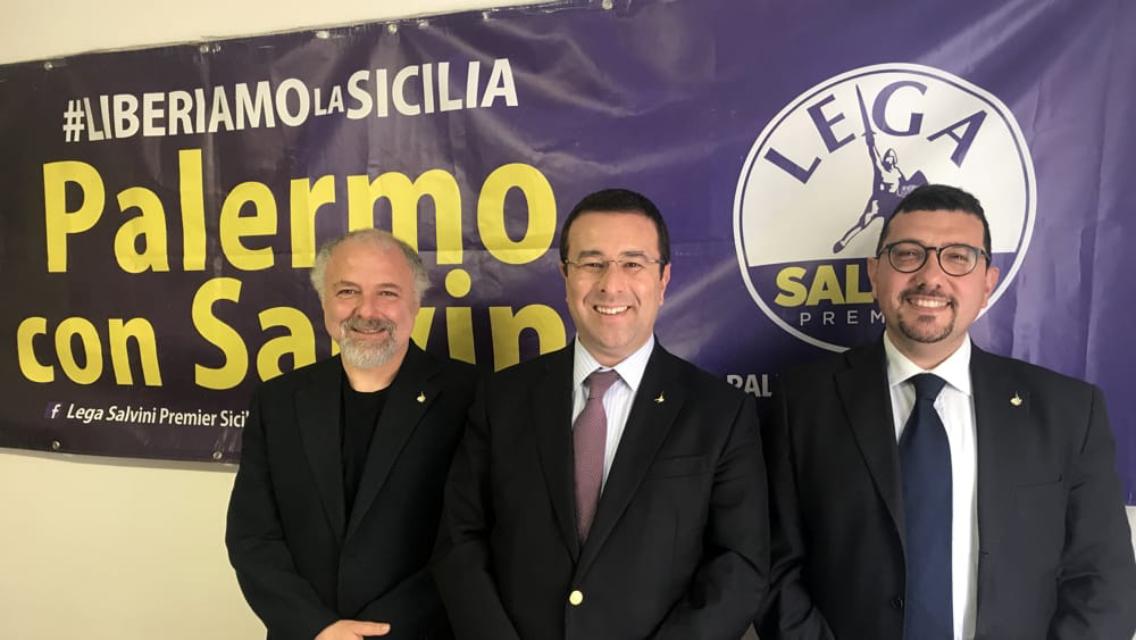 La Lega inaugura la prima scuola di formazione politica in Sicilia
