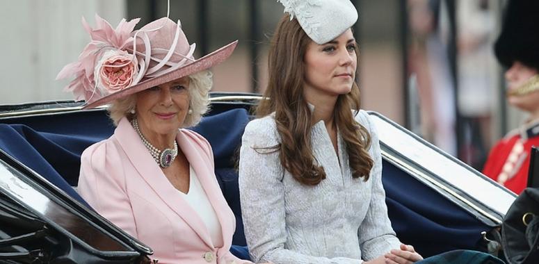 Camilla rinuncia al titolo di Lady D: Kate Middleton sarà Principessa