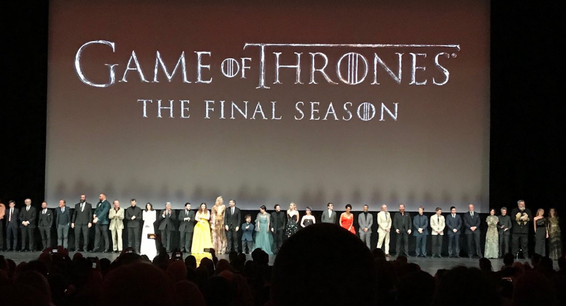 Game of Thrones 8, la premiere: gli attori sul red carpet