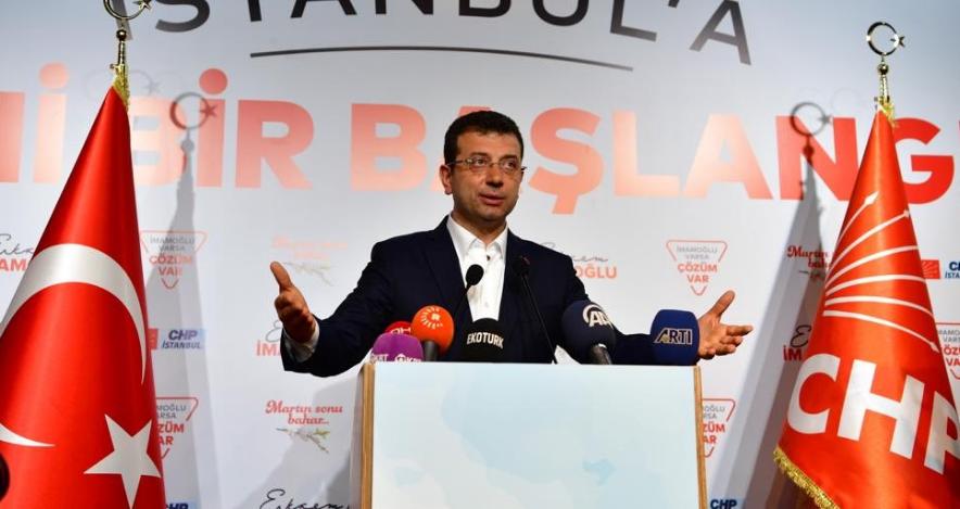 Elezioni a Istanbul: Imamoglu è il nuovo sindaco