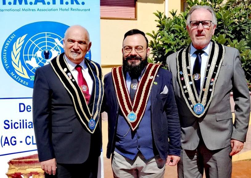 Gianfranco Sciacca, il barman bagherese ambasciatore del buon bere nel mondo