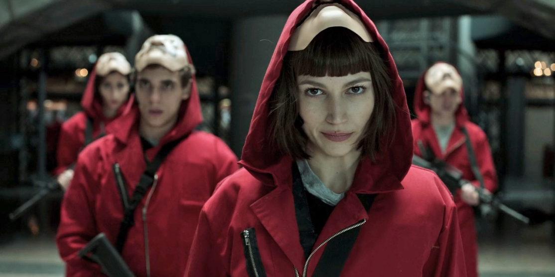 Netflix, La Casa di Carta 3: i nuovi episodi a luglio