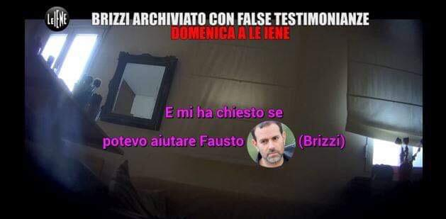 Caso Brizzi, la spagnola ha mentito sulle molestie: il servizio delle Iene VIDEO