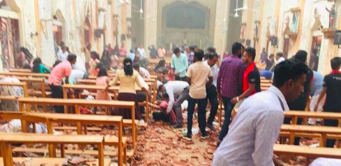 Strage di Pasqua in Sri Lanka, 200 morti: arrestati 13 sospettati