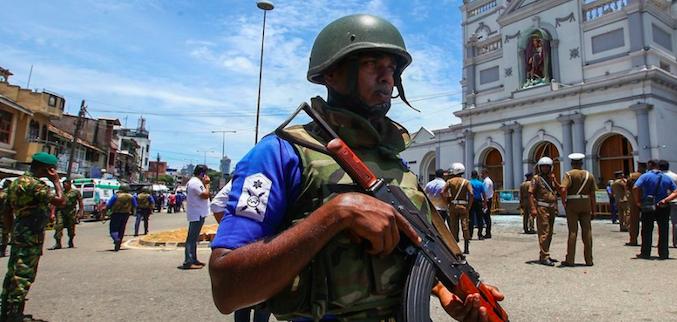 Carneficina in Sri Lanka, 310 morti: arrestati 40 sospetti jihadisti