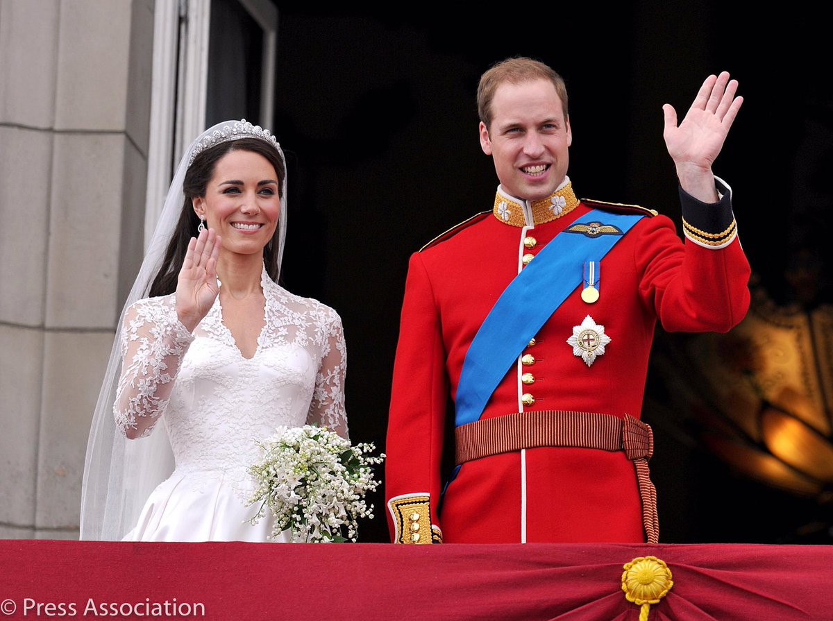Anniversario Matrimonio Kate E William.William E Kate Festeggiano Otto Anni Dal Loro Matrimonio Da Favola