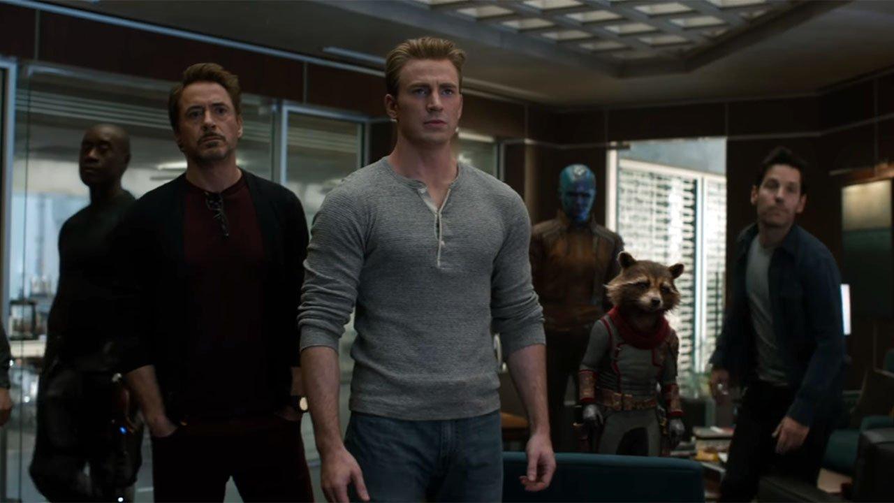Avengers: Endgame, prevendite col nuovo trailer Overpower
