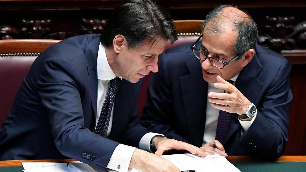 """Il Def crea discordia ma Conte rassicura: """"Nessun litigio"""""""