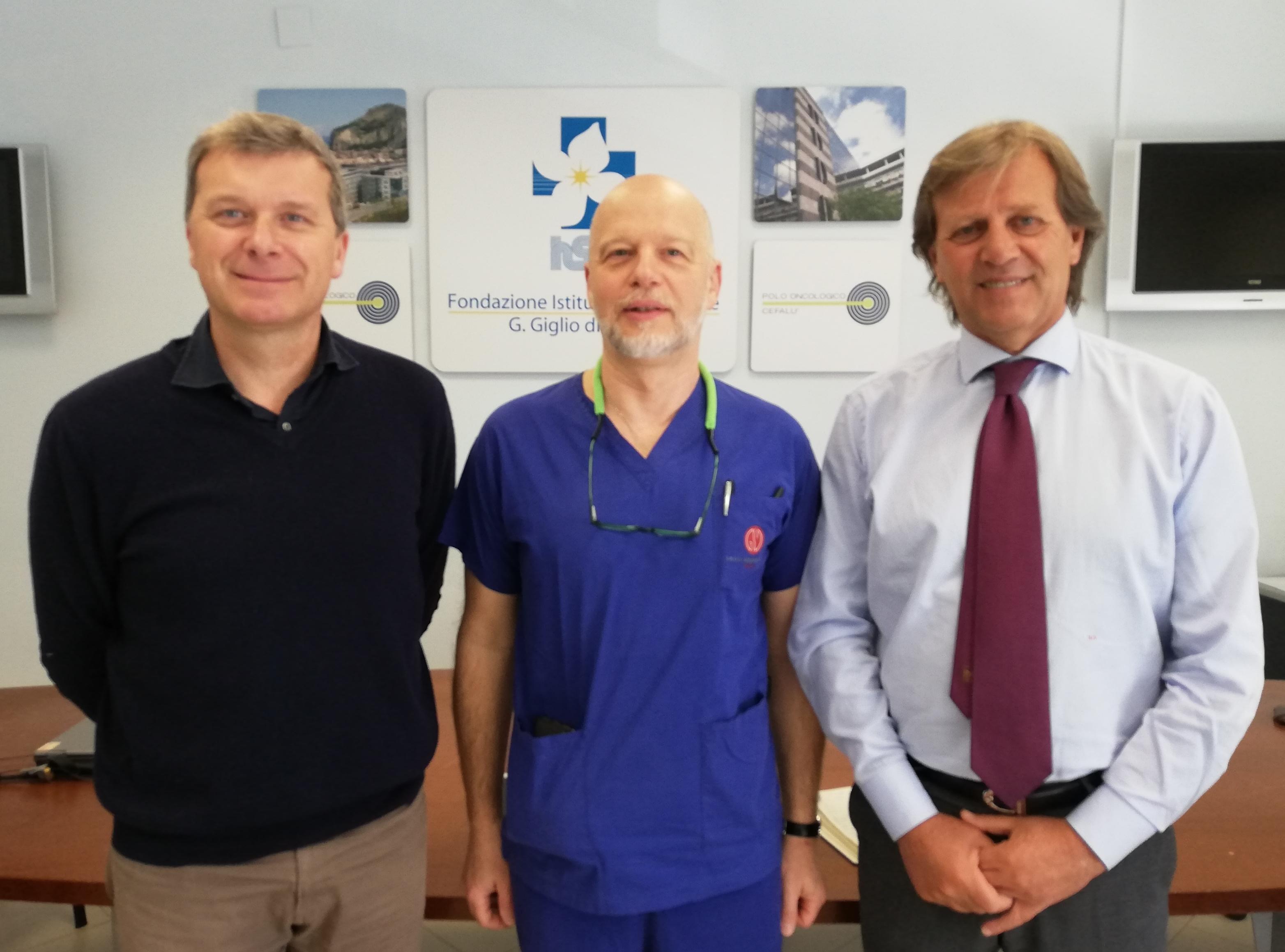 Al Giglio di Cefalù un nuovo servizio di ortopedia oncologica