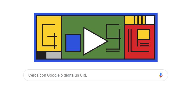 La Bauhaus compie 100 anni, Google la omaggia con un doodle
