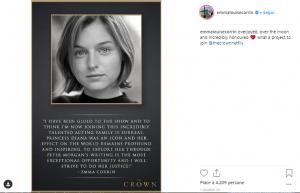 Lady D The crown, Emma Corrin, Chi interpreta Lady D, serie Tv, Netflix, royal family,