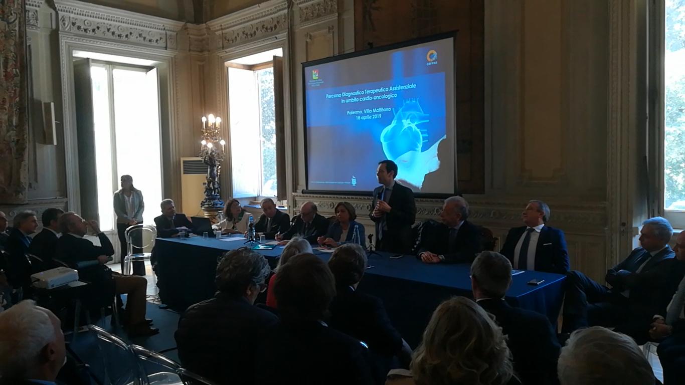 Sicilia, nuovo Percorso Diagnostico Terapeutico in ambito cardio-oncologico