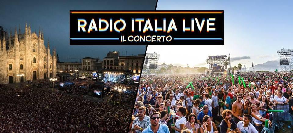 Radio Italia Live-il Concerto, doppia edizione a Milano e Palermo