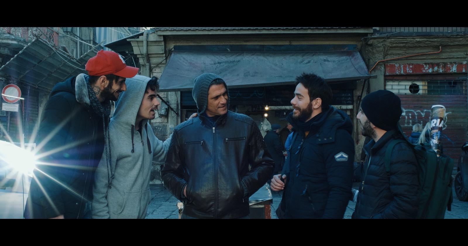 """""""Joe e gli altri"""", il teaser girato alla Vucciria vola al Festival di Cannes"""