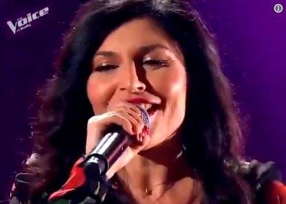 "A ""The Voice of Italy"" spunta a sorpresa Giusy Ferreri"
