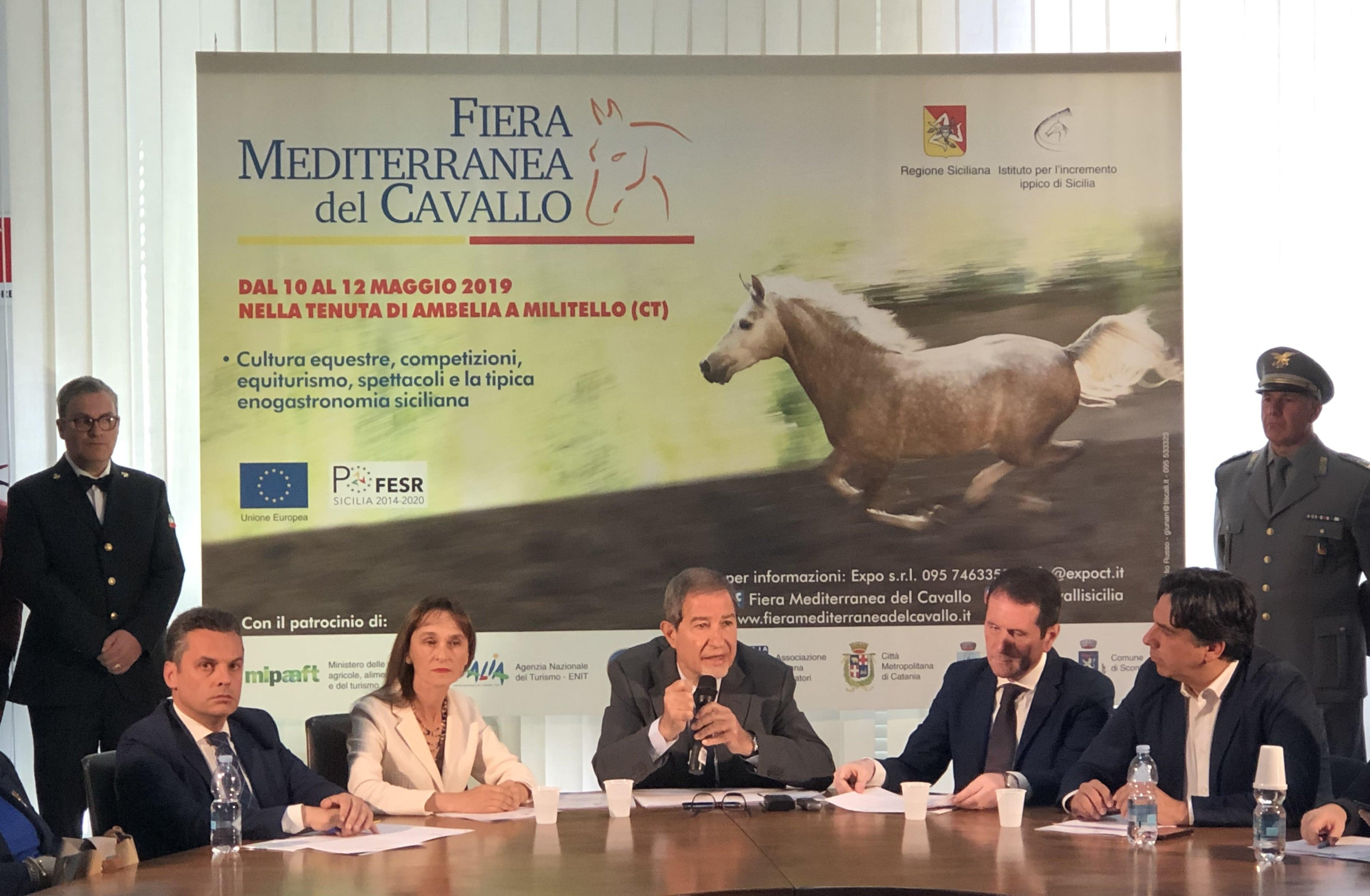 Tutto pronto per la Fiera Mediterranea del Cavallo, la più grande manifestazione equestre del Sud Italia