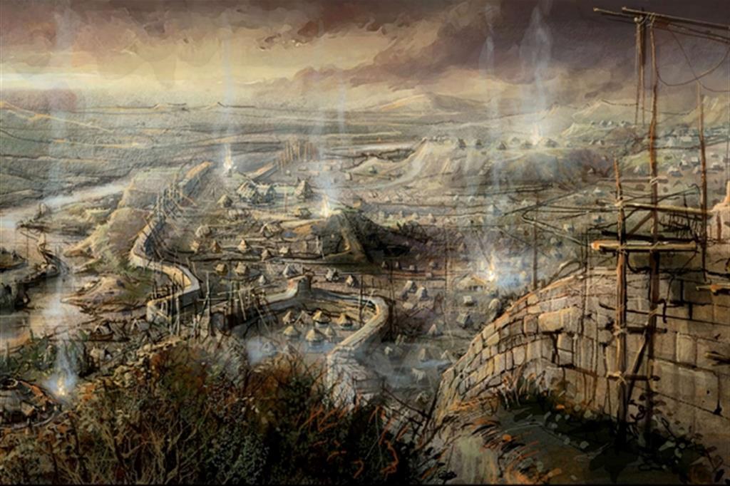 Romulus, la serie tv sulla nascita di Roma