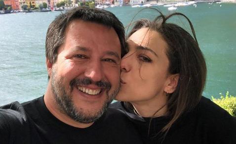 Matteo Salvini e Francesca Verdini di nuovo insieme: smentite le voci sulla rottura