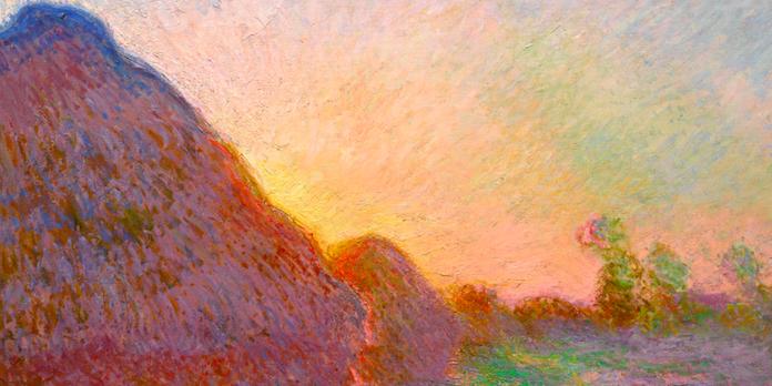 """""""I covoni"""" di Monet venduto all'asta per 110,7 milioni di dollari"""
