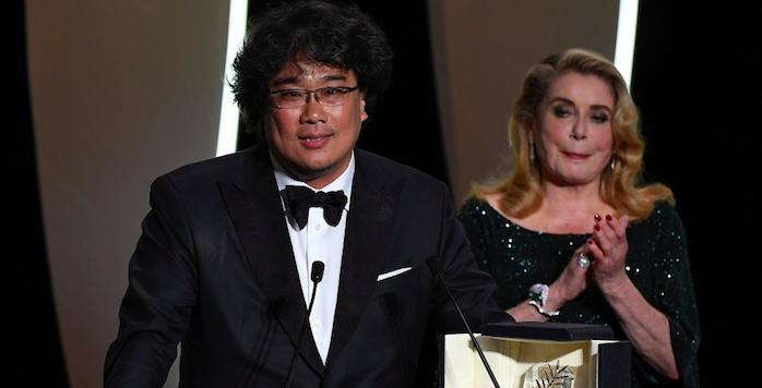 """A Cannes 2019 la Palma d'Oro va a """"Parasite"""", Banderas miglior attore"""