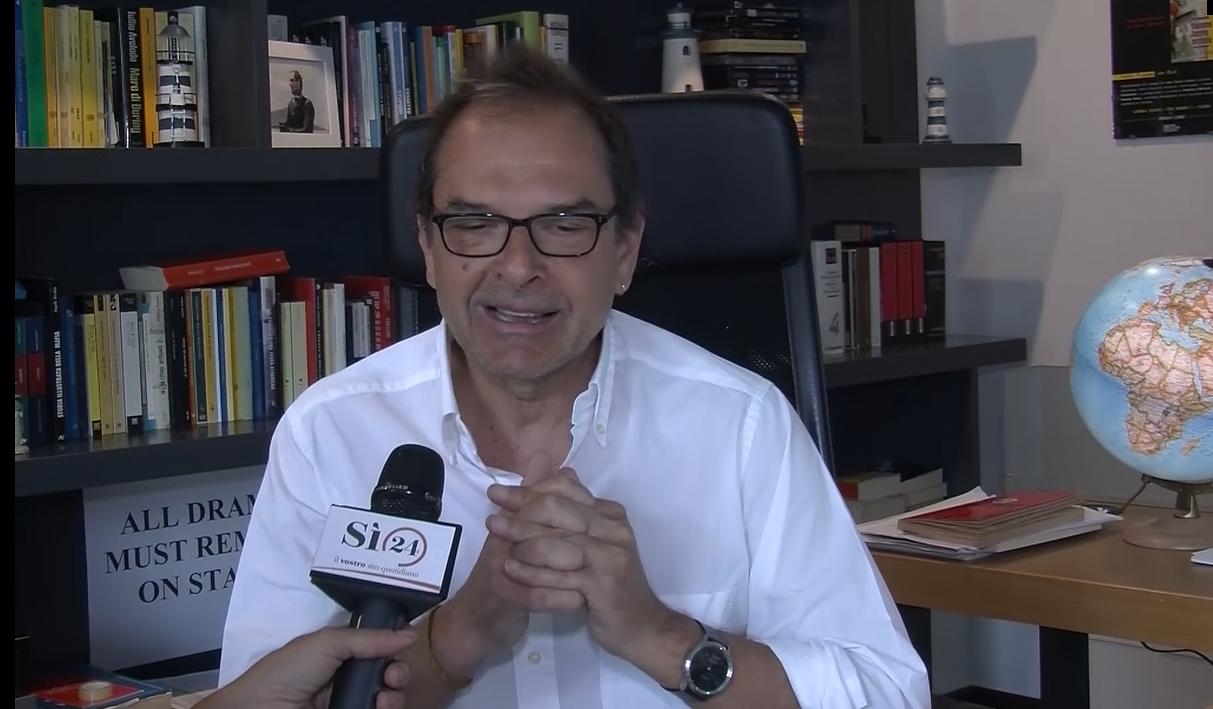 """""""I traditori"""": al Teatro Massimo il nuovo testo teatrale di Gery Palazzotto e Salvo Palazzolo"""