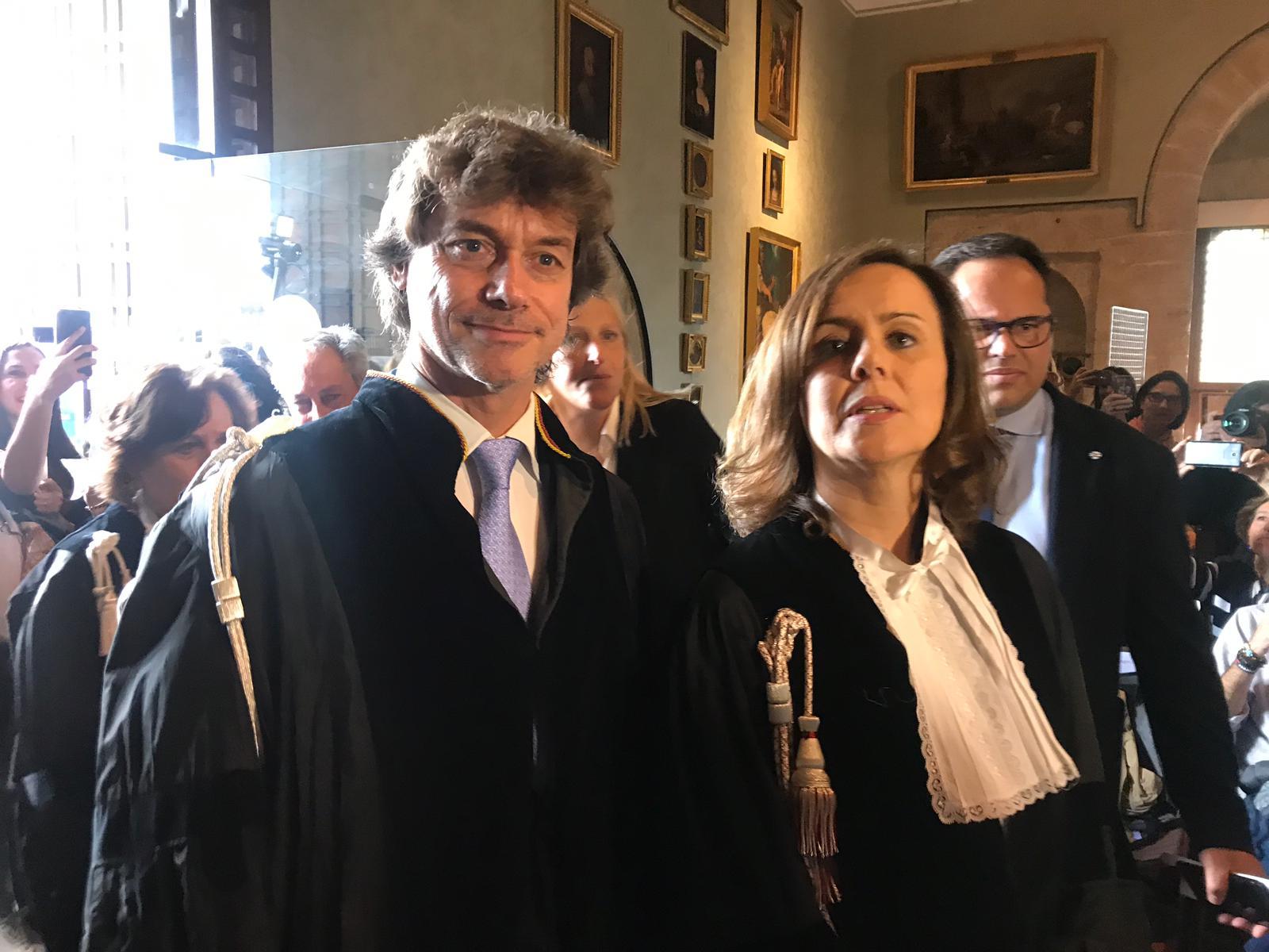 Palermo, Laurea honoris causa ad Alberto Angela