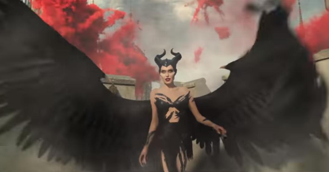 Maleficent: Signora del Male, Angelina Jolie è di nuovo Malefica – TRAILER