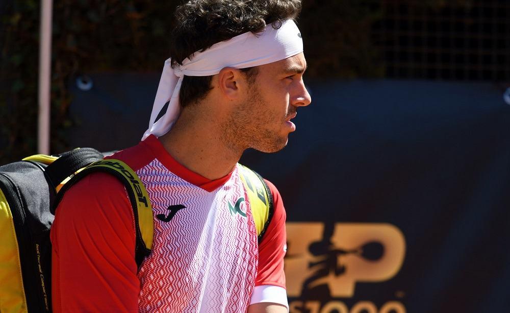 Roland Garros, subito out Cecchinato. Ok Federer e Berrettini