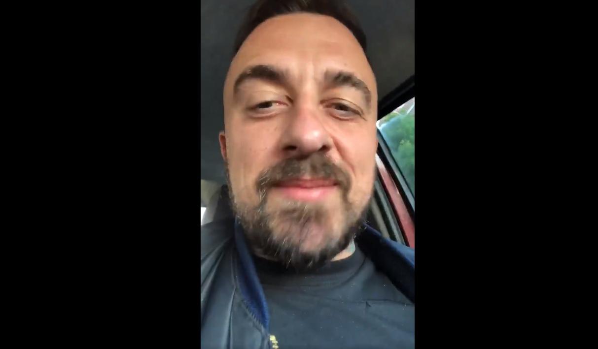"""Chef Rubio contro il ministro dell'Interno: """"Pallottola a Salvini? Me puzza de caz…"""""""